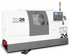 horizontal cnc lathes