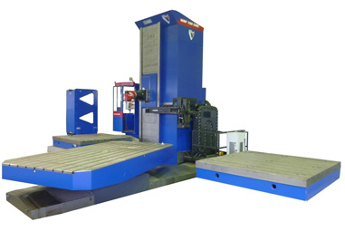 large machines & 5 axis