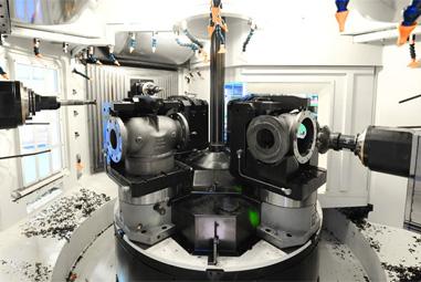 production machines
